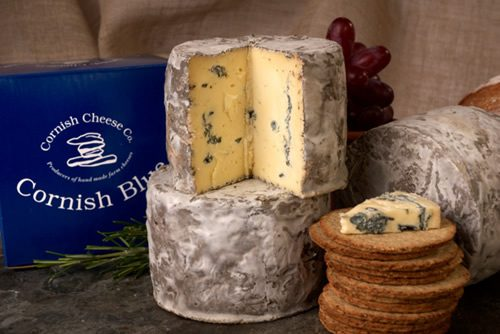 cornish blue cheese