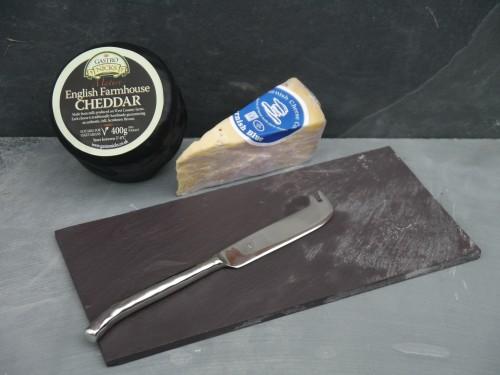 Slate and knife gift
