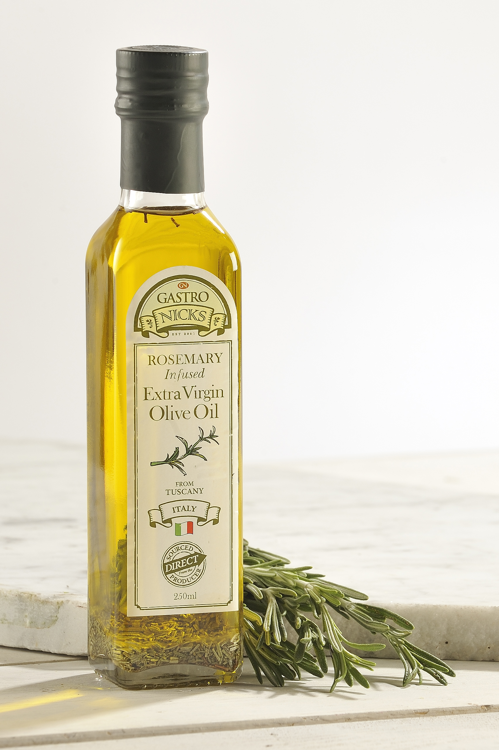 rosemary infused olive oil 6 95 rosemary leaves infused into a ...