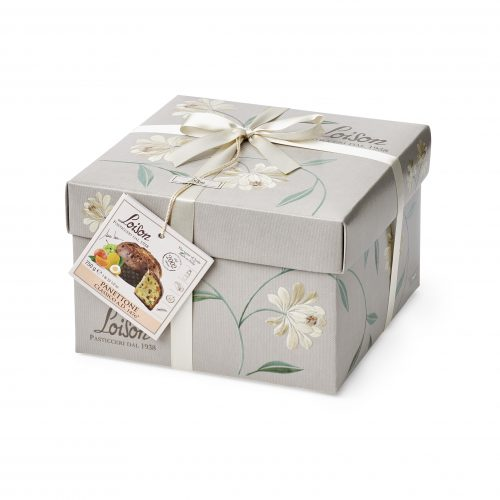 Classic panettone in lidded box