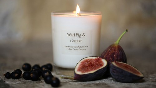 Wild Fig & Cassis Soy Candle