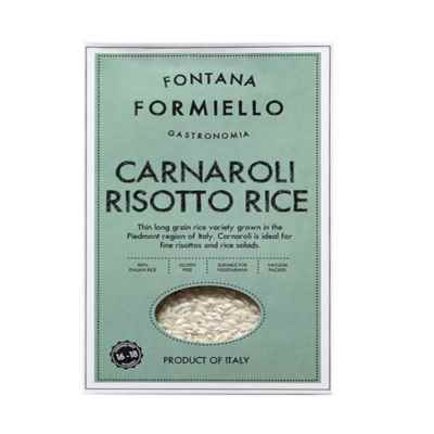 Italian Carnaroli Rice for Risotto