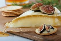 Taleggio with figs
