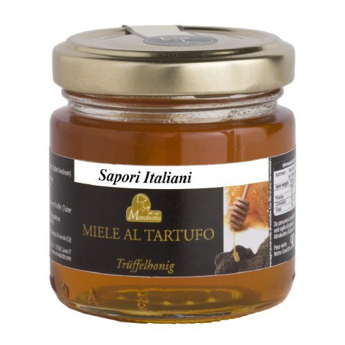 Italian honey with tuffle