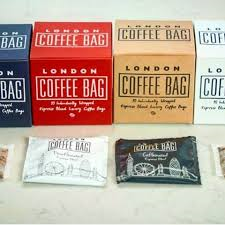 London Coffee Bags