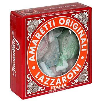 Crisp Amaretti window box