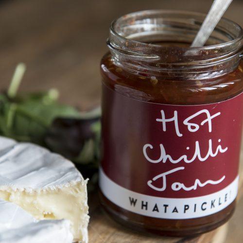 Hot pepper & Chilli Jam