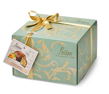 classsic panettone boxed