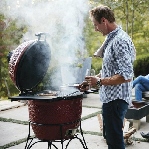 Kamadoe Joe BBQ