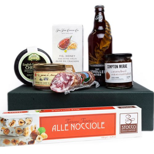 A hamper for the Gents, suitable for a country picnic