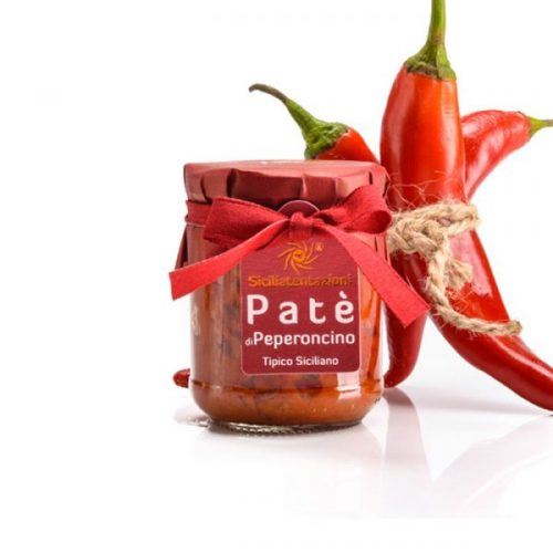 Creamy Sicilian pepperoncino pate