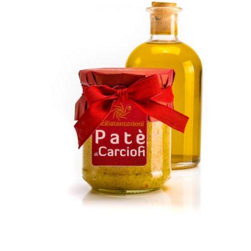 Creamy Sicilian artichoke paté