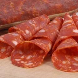 Spicy salami