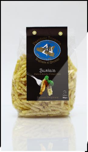 Sicilian Busiata pasta