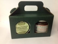 Cheese & Chutney Gift