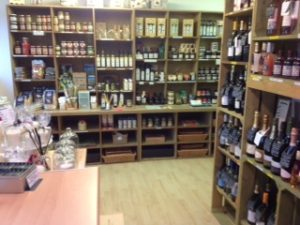 Main part of our Wiltshire Delicatessen