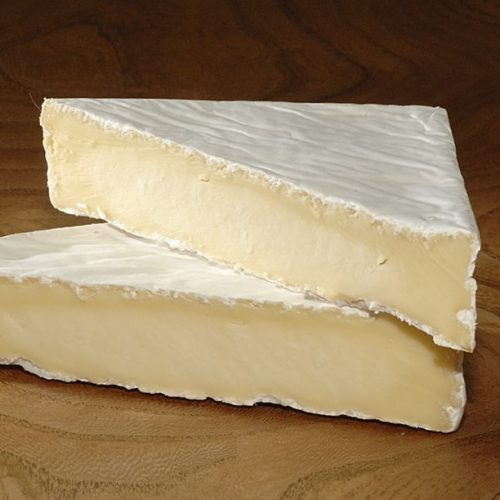 organic brie-style cow's milk cheese