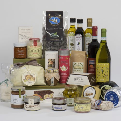 Delicatessen - hampers & food gifts