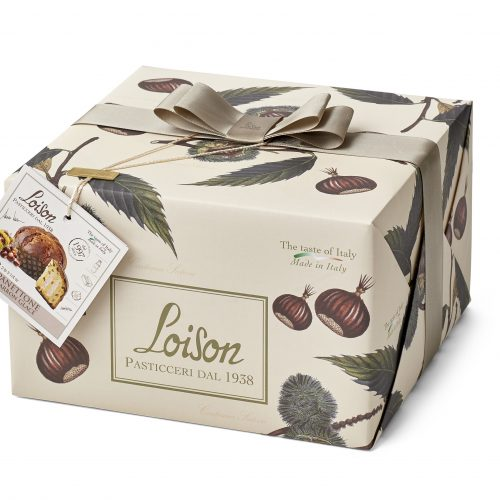 panettone marrons glace
