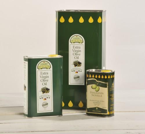 Oils & Olive Oils