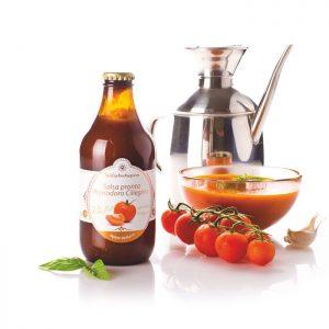 Sicilian organic tomato sauce