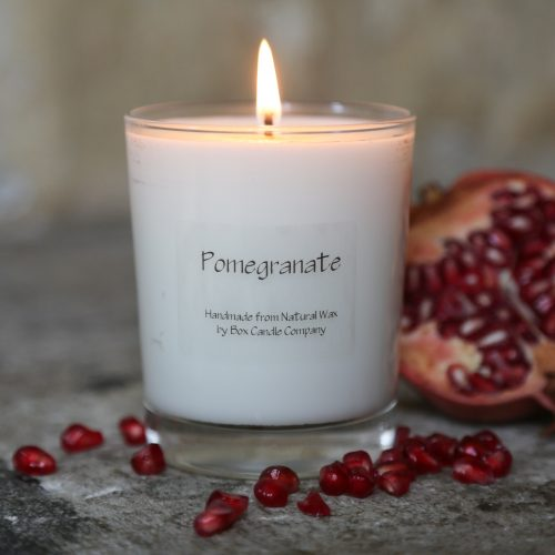 aromatic pomegranate creating luxury & calm