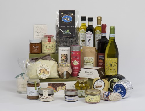 Create your own bespoke hamper