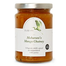 Fruity, spicy chutney