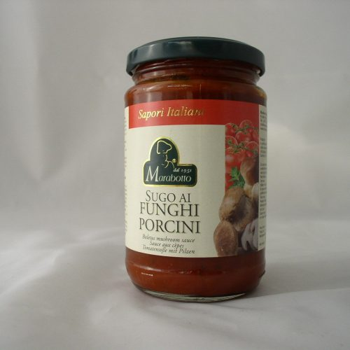 Italian Porcini Mushoorm Sauce