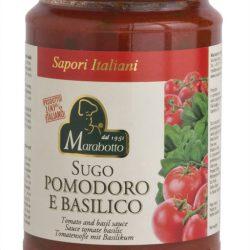 Italian Tomato & Basil Pasta sauce