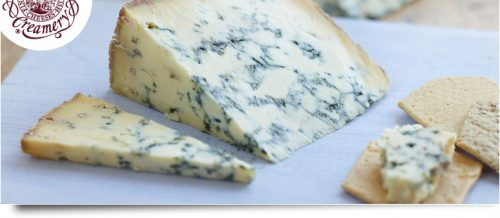 Traditionally made Cropwell Bishop Stilton
