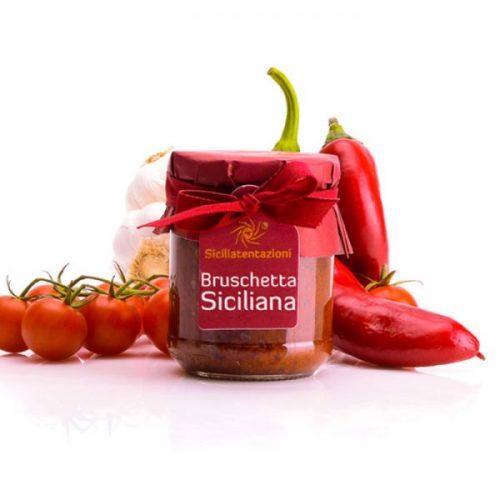 Sicilian Bruschetta