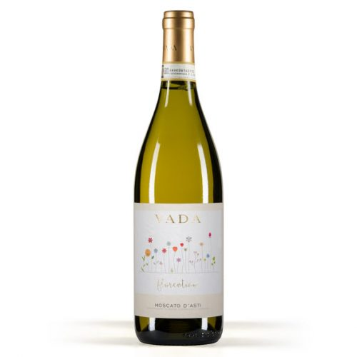 Vada's lightly sparkling Moscato Bianco