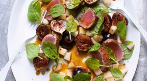 Easy to make warm Tuna salad