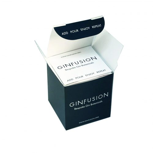 Taster Box of four Ginfusions