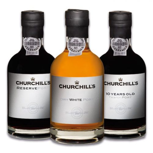 Churchill's Reserv,, Ruby and White Ports