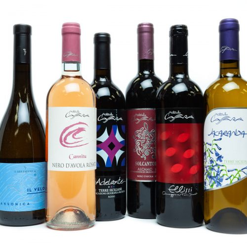 A selection of our favourite Sicilian wines