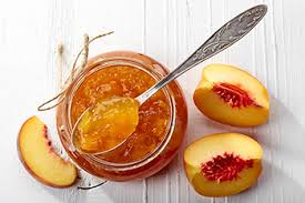 Sicilian Peach Preserve