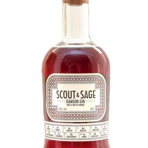Scout & Sage Samson gin Liqueur