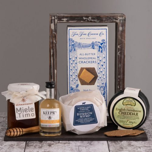 Land of Cheese & Honey Hamper
